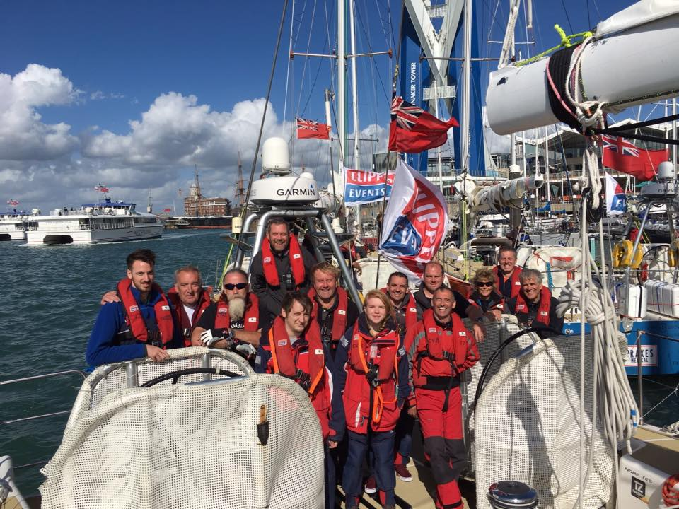 CoMech Team compete in the Clemtech Clipper Sailing Challenge