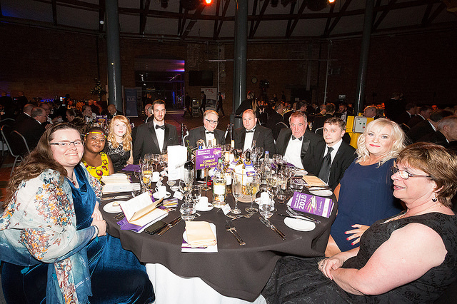 Dinner at the Roundhouse, 2016